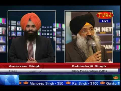British Sikhs move one step closer to get separate Sikh Ethnic Tick Box - Debinderjit Singh (SFUK)