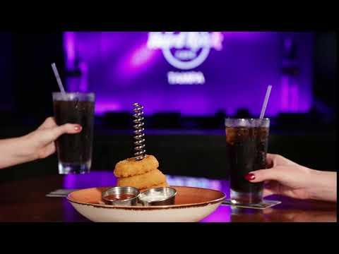 Hard Rock Cafe - Onion Rings