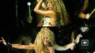 Shakira - Objection (Tango) - Live VMA 2002