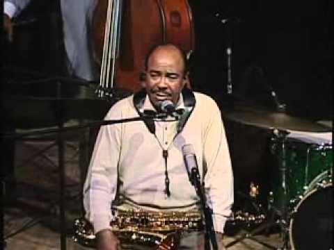 "A Master Class In Playing Jazz With Saxophonist Benny Golson: A Performance Of ""Along Came Betty"""