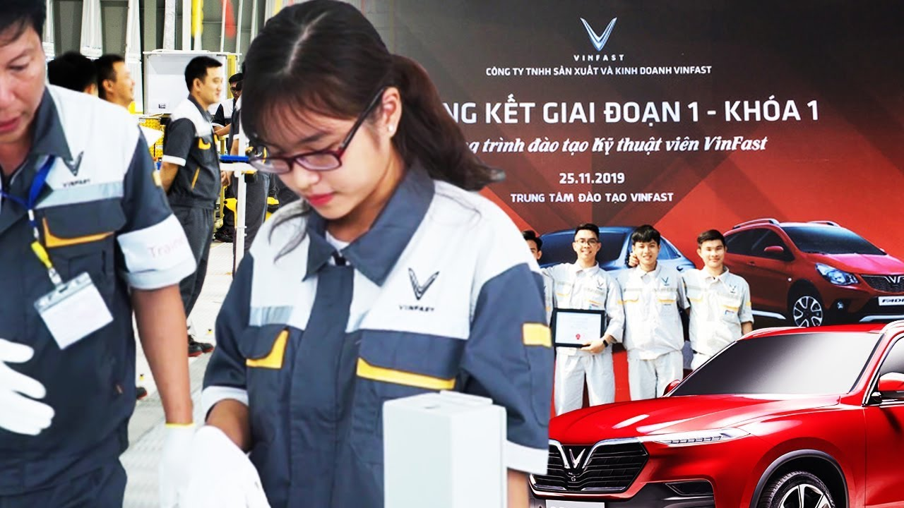 Học Viên VinFast Khóa Đầu Tiên: Người Bỏ Trường Y, Người Bỏ Học Bổng Đại Học Để Theo Trường Nghề