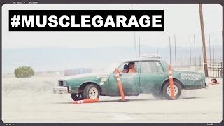 #Musclegarage Vs California (Тизер)