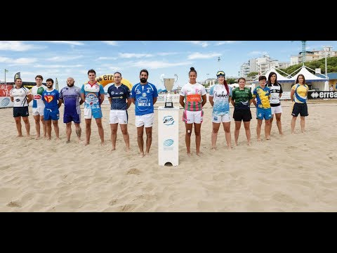 Super Beach 5S Rugby 2017 - Day 1 Morning