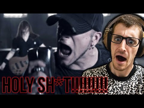 "Hip-Hop Head's FIRST TIME Hearing ALL THAT REMAINS: ""2 Weeks"" REACTION"