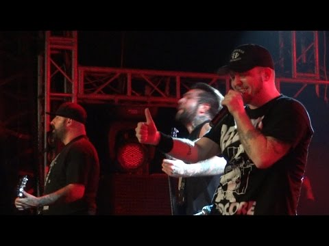 Hatebreed - Live @ Volta, Moscow 29.03.2015 (Full Show)