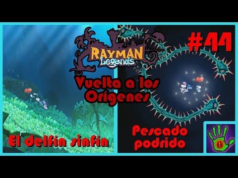 Guía Rayman Legends español | PC | #44: El delfín sinfín + Pescado podrido