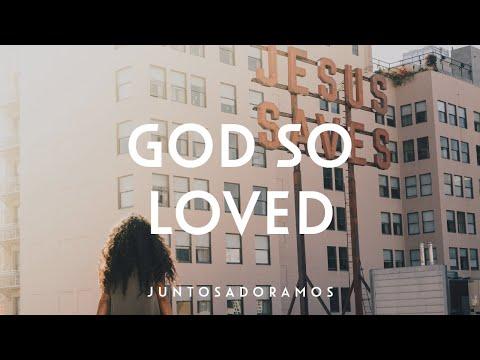 God So Loved // Hillsong Worship (Vídeo Letra Com Tradução)(Português)