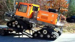2009 Tucker Sno-Cat 1000HD Delivery