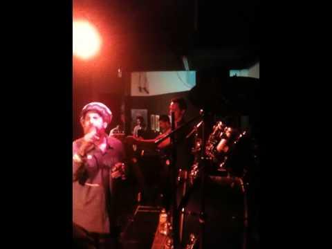 Ras Wali & Da' Bone Hip Hop - Live @ La Respuesta