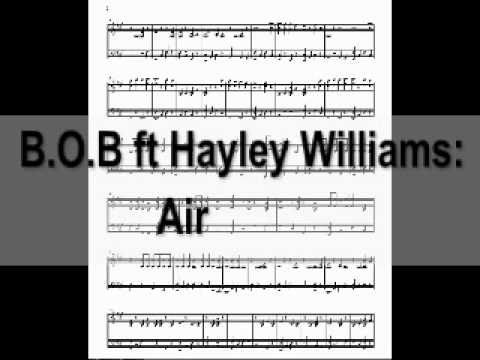 Airplanes, Gives You Hell, Hey Soul Sister Free Sheet Music
