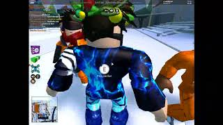 Roblox:Jailbreak playthrough .. Playing With My Friends