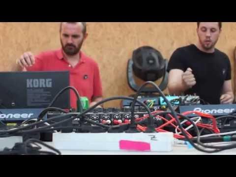 SOLAR BEARS live in GAMMA FESTIVAL | 2016
