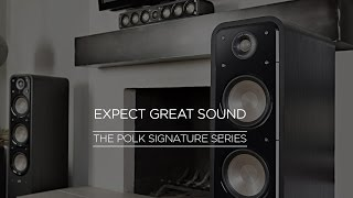 Polk Audio – The Signature Series