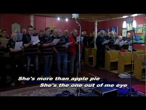 Gilbert O'Sullivan with the Treorchy Male Choir -- Me Mum (Full version with lyrics)