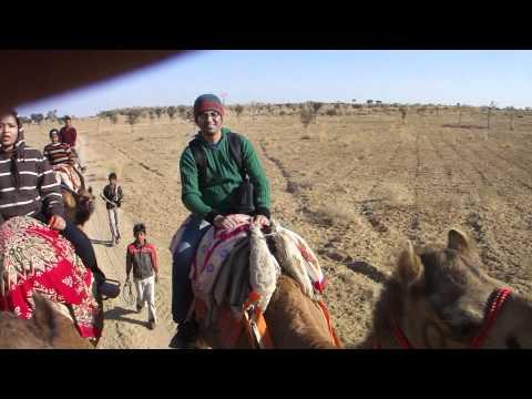 Bikaner desert safari