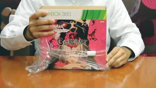 """Catherine - """"Love Is Over"""" Deluxe Edition Unboxing   OFFICIAL   HD"""