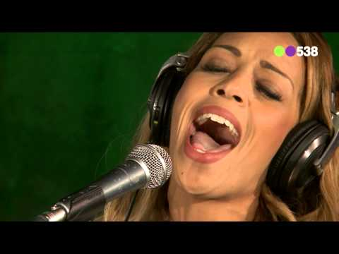 Amazing cover by Glennis Grace - Afscheid | Live at Radio 538