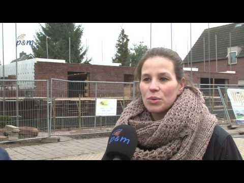 Actie voor opbouwen ingestorten huis in Helden