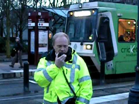 Mad Transit police