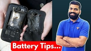 Best Tips for Better Battery Life!!! Top Smartphone Battery Myths Cleared