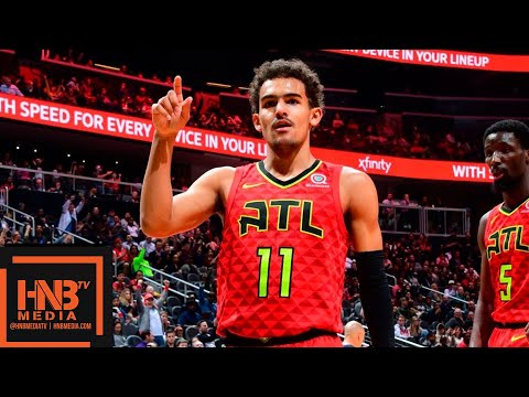 Atlanta Hawks vs Washington Wizards Full Game Highlights | 12.18.2018, NBA Season