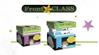 Front of the Class: Math and Early Learning Flash Cards