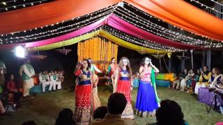 Best SRK Mehendi Dance