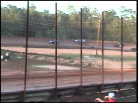 Champion park speedway 7-30-2011 Limited Modified 2nd heat.