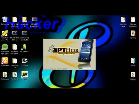 SPT Box _ Setup full completed Samsung Professional tool By Parminder [ Free Download 2017 ]