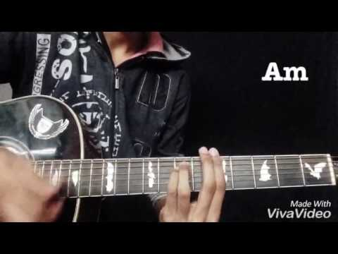 Guitar zindagi guitar chords : Zindagi - Akhil | Guitar Cover with Chords | Bilal Ahmed - YouTube