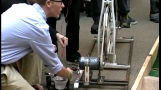 High School Engineers Show Off Winning Projects