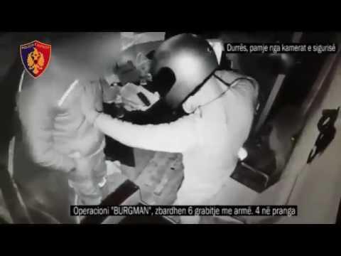 Ja si grabiste me armë katershja nga Durrësi dhe Shijaku - Top Channel Albania - News - Lajme