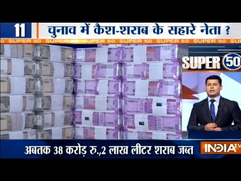 Super 50 : NonStop News | 20th February, 2017 - India TV