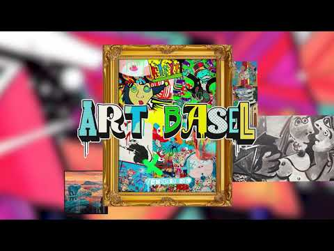 Alfons - Art Basel (Lyric Video)