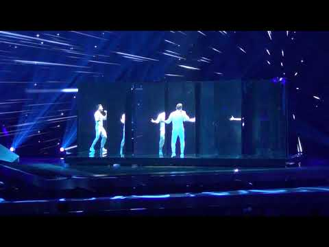 Eurovision 2019: Second Rehearsal (Russia) Sergey Lazarev - Scream (Full Version)