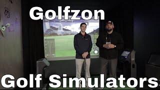 Golfzon Golf Simulators and Packages