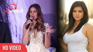I have sunny leone's app with me | nargis fakhri | sunny is very hot