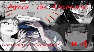 Narusaku O Sasusaku Amor De Demonio Cap 4