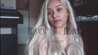 Скачать Heaven In Hiding Halsey Cover Scarlett Rose