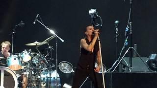 Depeche Mode Milan Never Let Me Down Again 2017