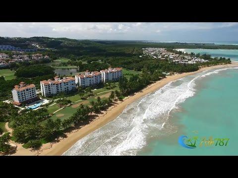 Ocean Villas #8291 beachfront villa at Wyndham Grand Rio Mar and El Yunque