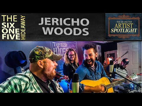 """Jericho Woods """"Love the Way You Love Me"""" (Live Music Video) Country/Bluegrass Music 2018"""