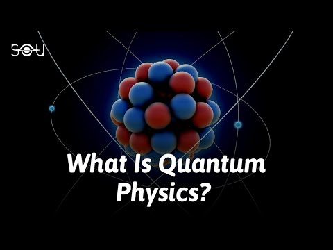 What Is Quantum Physics, Exactly?