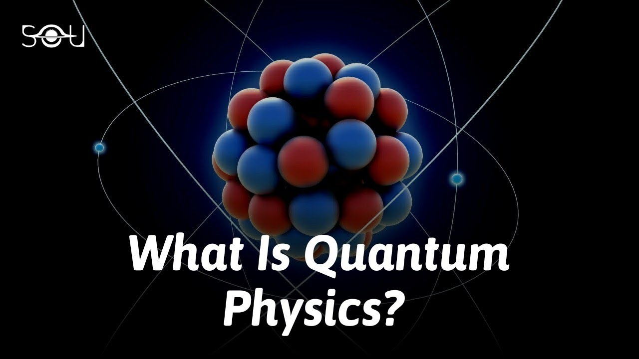 What Is Quantum #Physics, Exactly?