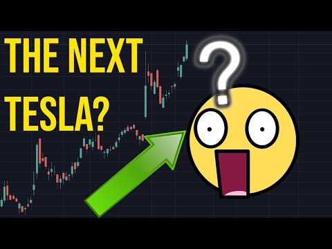 Is This Stock The Next TESLA? Can Bitcoin Break $9,000?