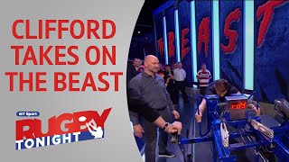 Clifford takes on The Beast | Rugby Tonight