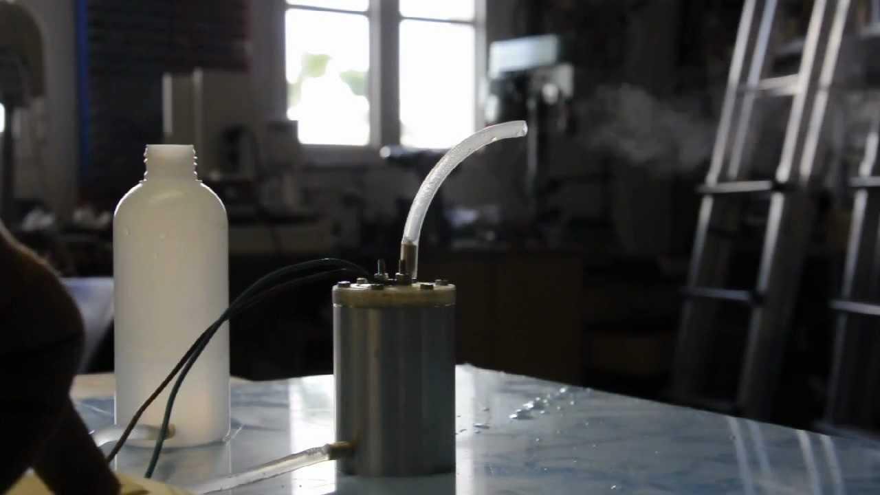 Humidificador a vapor para incubadoras youtube - Humidificador casero bebe ...