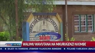 Walimu wavutana na Mkurugenzi Njombe