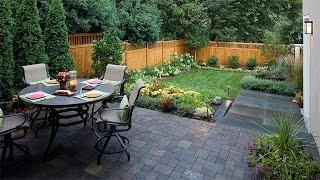 Благоустройство маленького участка(Видео-блог о дизайне, архитектуре и стиле. Идеи для тех кто обустраивает свой дом, квартиру, дачу, садовый..., 2015-01-31T12:49:48.000Z)