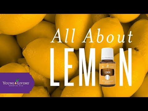 Lemon Essential Oil Uses & Benefits | Young Living Essential Oils